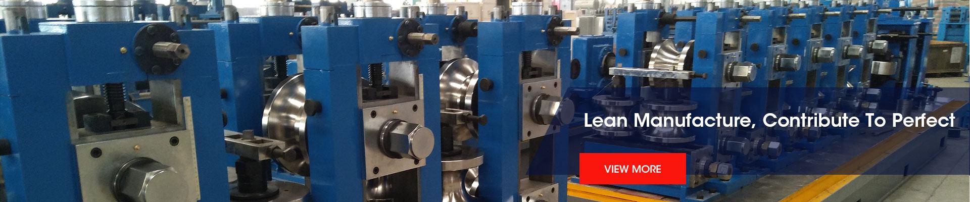 API焊管生产线