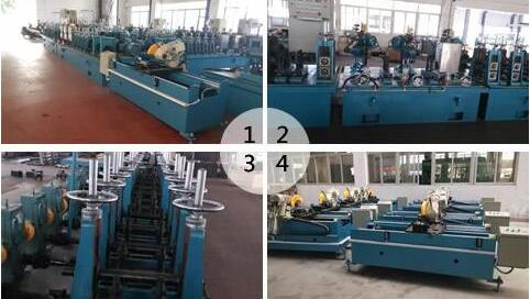 Stainless steel tube machine is not expensive, what is the development prospect