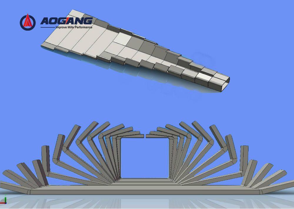 直接成方焊管机组