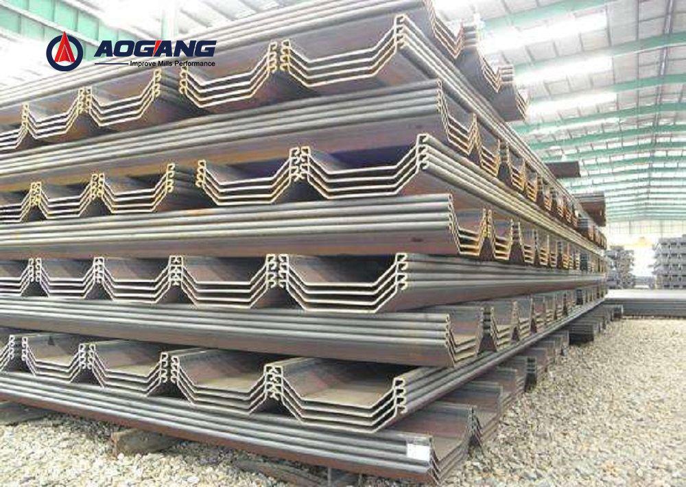 型钢生产线