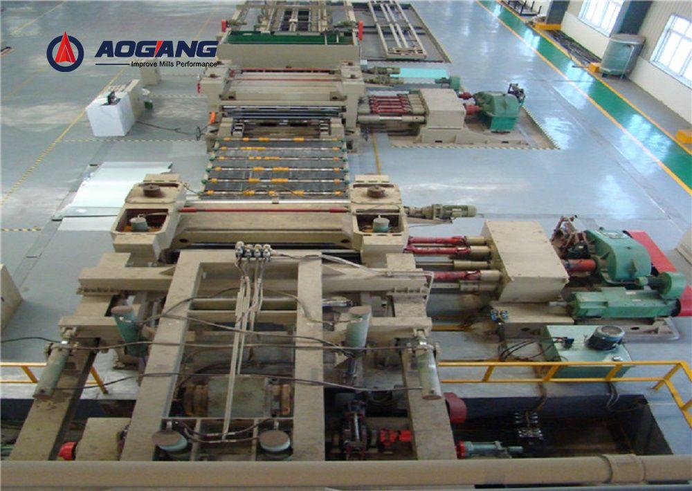 Medium Gauge Cut to Length Line